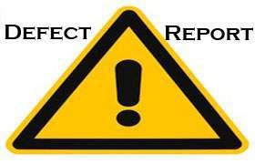 Defect Report SoftwareTestingBooks