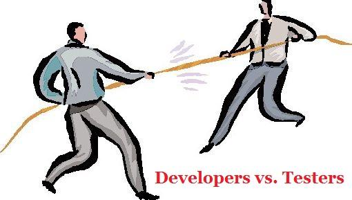 Developers vs. Testers